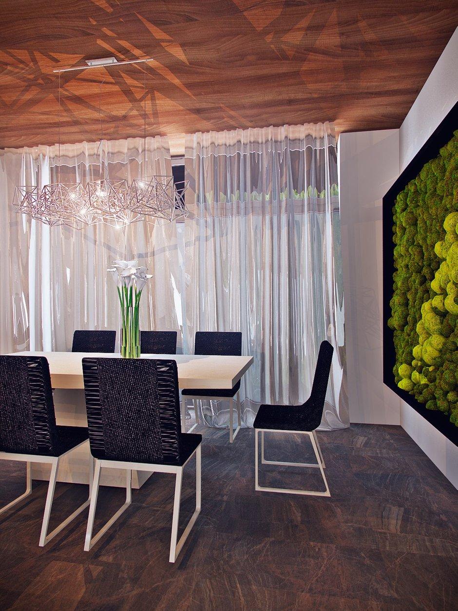 Фотография: Кухня и столовая в стиле Лофт, Эклектика, Дом, Минимализм, Проект недели, Эко – фото на INMYROOM