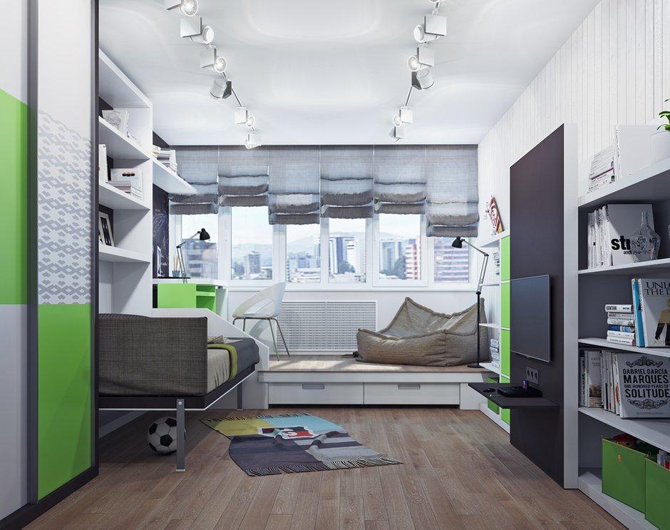 Фотография: Детская в стиле Современный, Лофт, Декор интерьера, Квартира, Декор, Мебель и свет, Проект недели – фото на INMYROOM