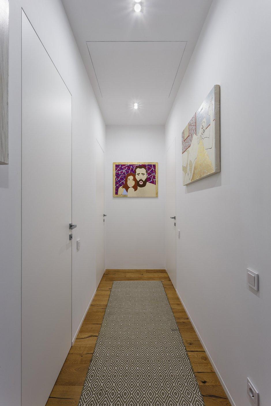 Фотография: Прихожая в стиле Современный, Квартира, Проект недели, Денис Соколов, SVOYA STUDIO – фото на INMYROOM