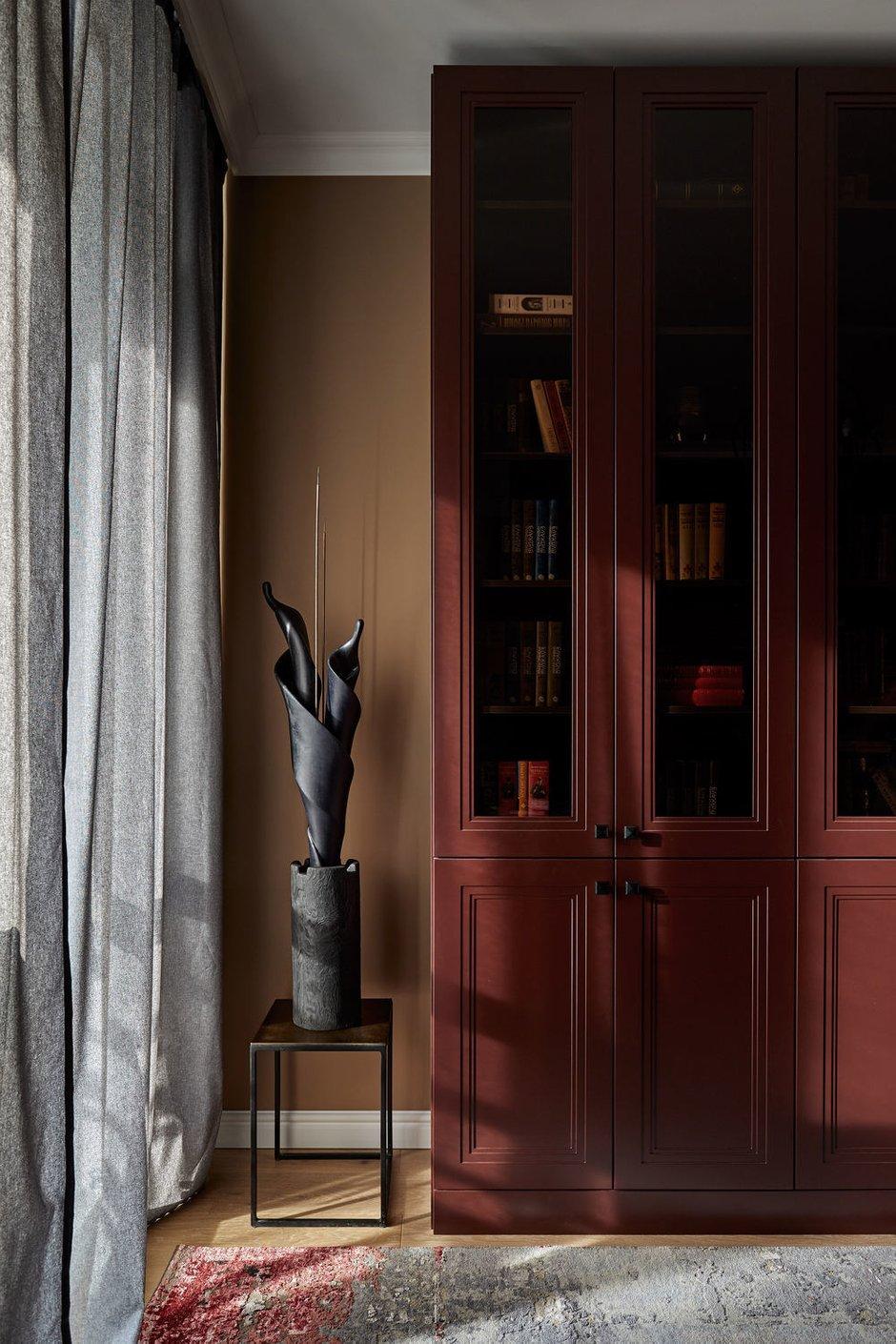 Фотография: Кабинет в стиле Современный, Квартира, Проект недели, Долгопрудный, 4 и больше, Более 90 метров, Марина Каралкина – фото на INMYROOM