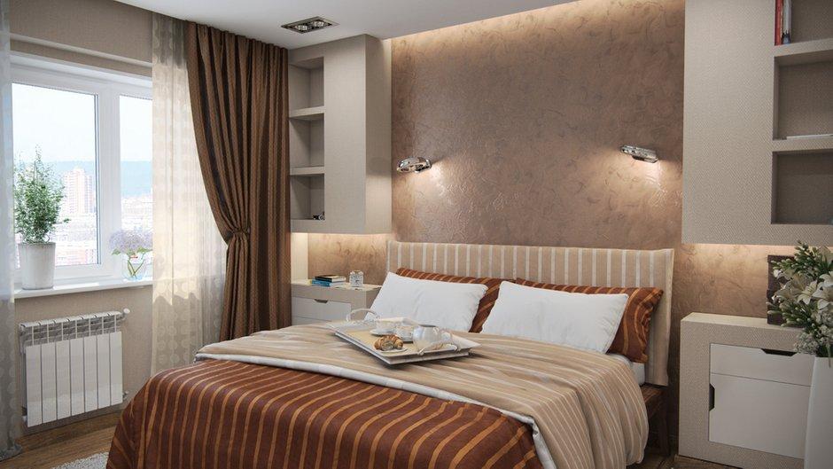 Фотография: Спальня в стиле Современный, Декор интерьера, Квартира, Дома и квартиры, Проект недели, Ligne Roset – фото на INMYROOM
