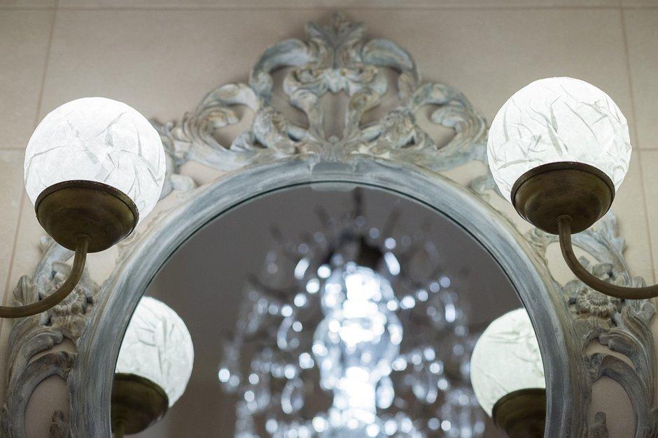 Фотография: Мебель и свет в стиле Современный, Прованс и Кантри, Классический, Эклектика, Квартира, Проект недели – фото на InMyRoom.ru