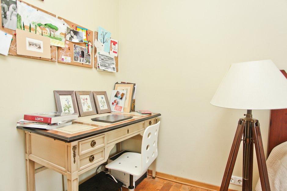 Фотография: Мебель и свет в стиле Современный, Квартира, Дома и квартиры, Перепланировка – фото на InMyRoom.ru