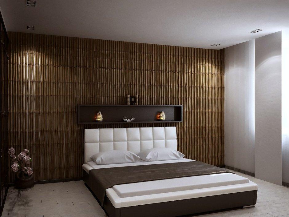 Фотография: Спальня в стиле Современный, Эклектика, Квартира, Дома и квартиры, Минимализм – фото на INMYROOM