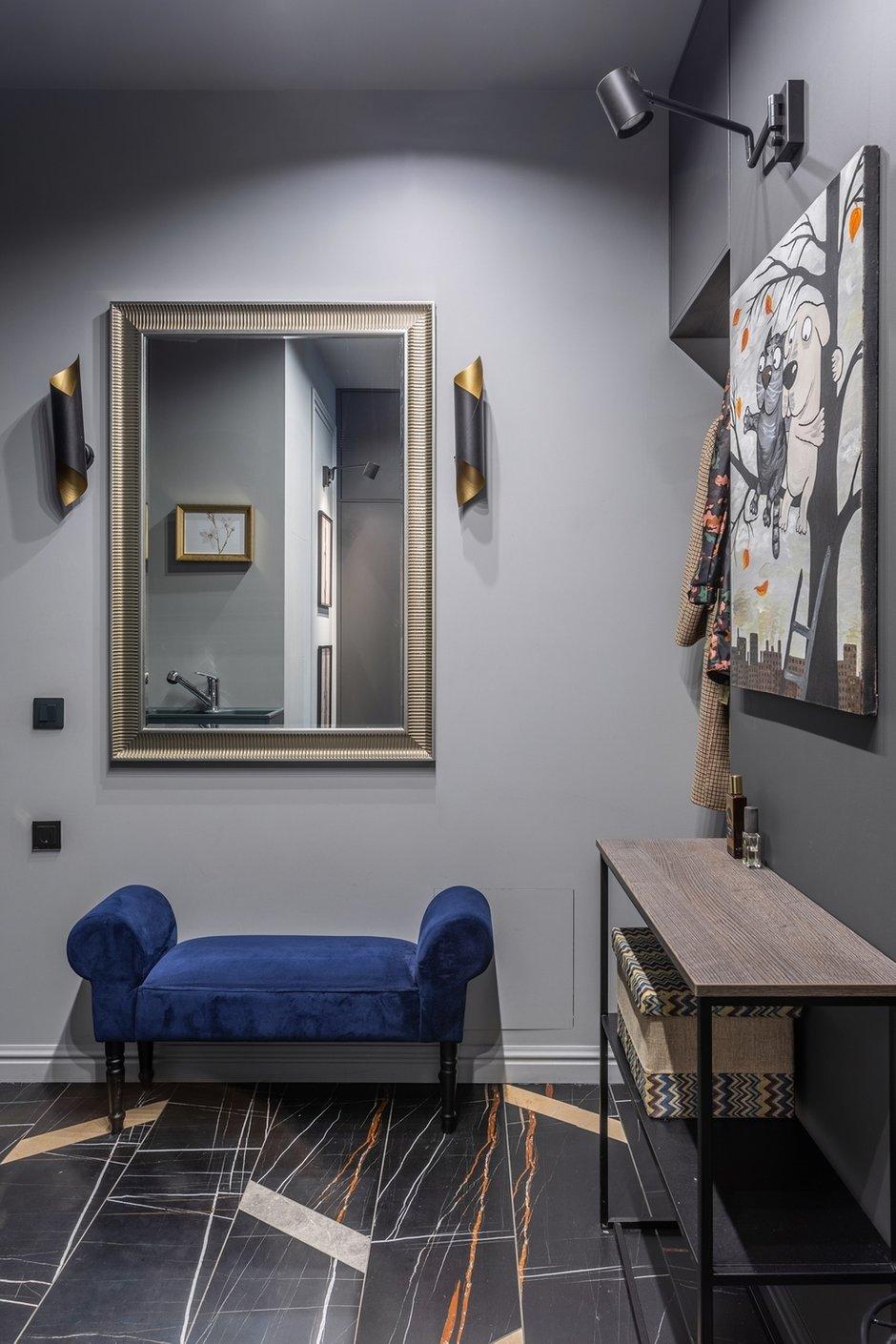 Фотография: Прихожая в стиле Современный, Квартира, Проект недели, Москва, Buro Brainstorm, 3 комнаты, 60-90 метров – фото на INMYROOM