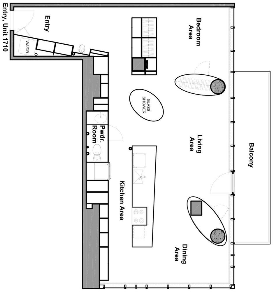 Фотография: Прочее в стиле , Квартира, Цвет в интерьере, Дома и квартиры, Белый, Панорамные окна – фото на InMyRoom.ru