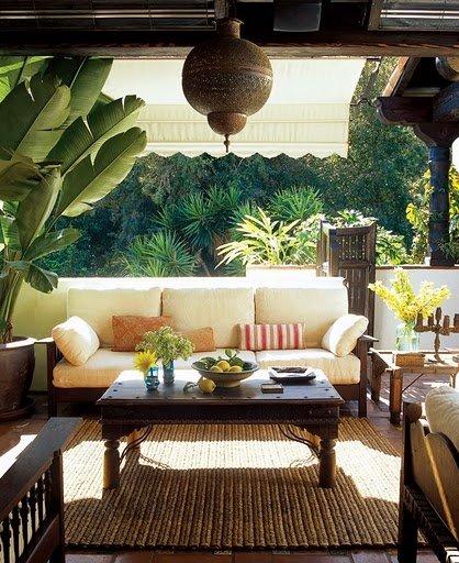 Фотография: Балкон, Терраса в стиле , Дом, Дома и квартиры, Интерьеры звезд, Калифорния – фото на INMYROOM