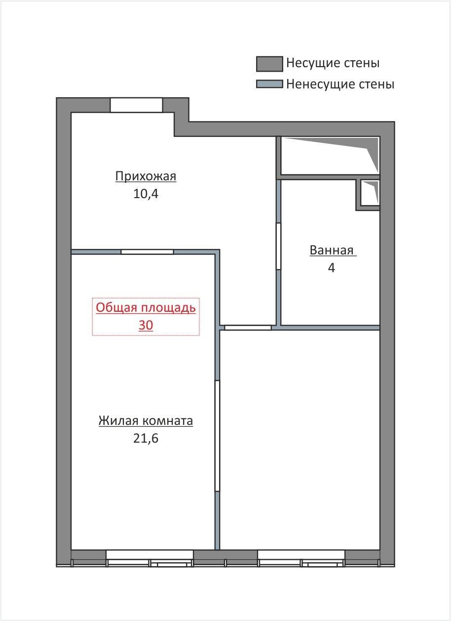 Фотография:  в стиле , Квартира, Студия, Перепланировка, Москва, Студия 3.14, Ирина Леготкина, 1 комната, до 40 метров, ЖК «Символ», Донстрой – фото на INMYROOM