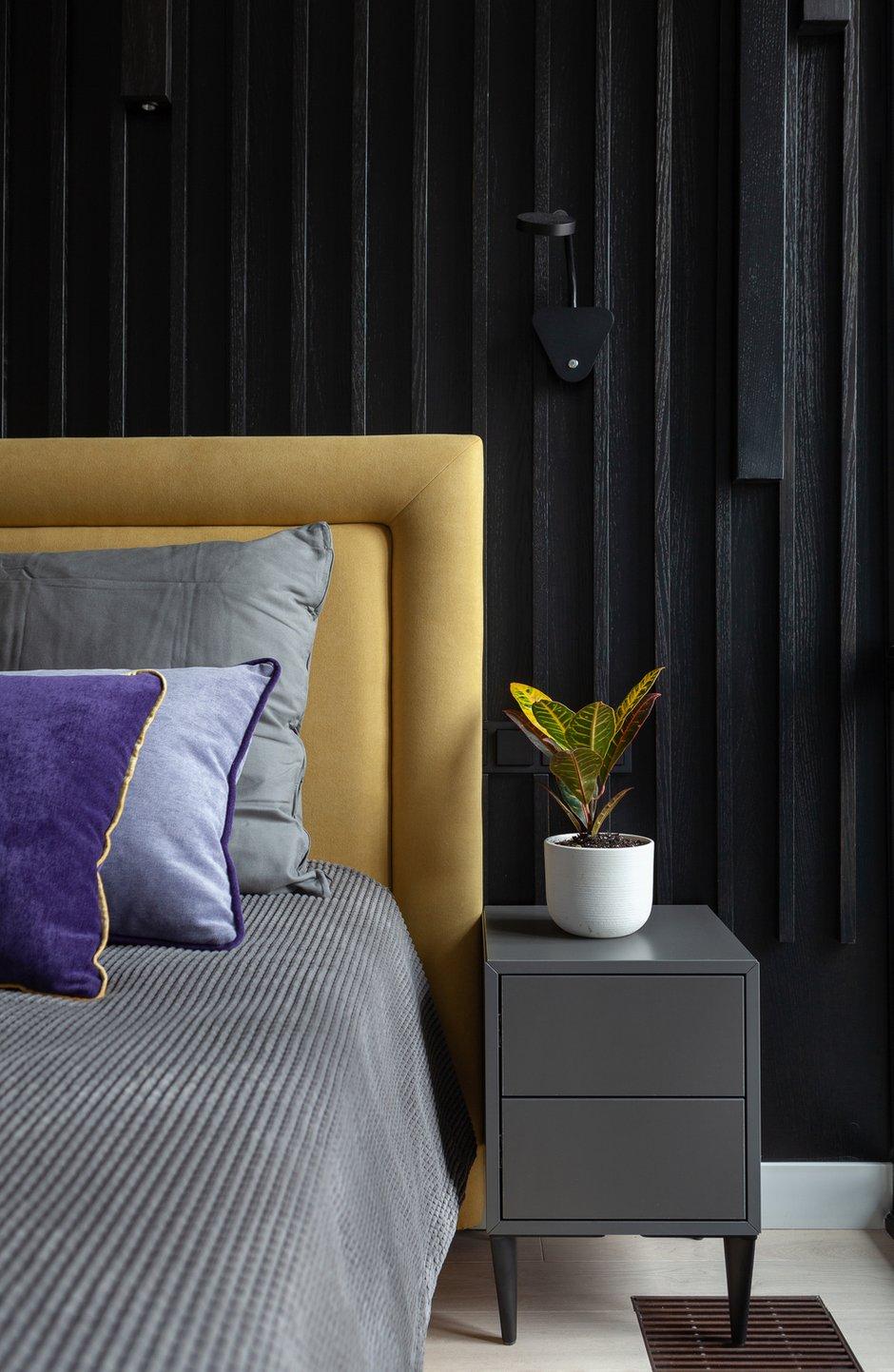 Фотография: Спальня в стиле Современный, Квартира, Проект недели, Москва, 3 комнаты, Более 90 метров – фото на INMYROOM