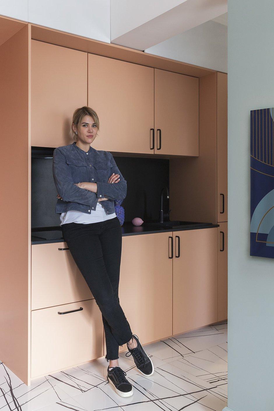 Фотография:  в стиле , Квартира, Проект недели, Сталинка, 3 комнаты, 40-60 метров, Москав, Светлана Хабеева – фото на INMYROOM