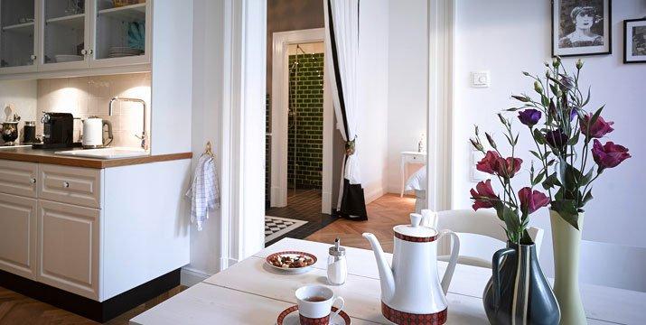 Фотография: Кухня и столовая в стиле , Квартира, Германия, Дома и квартиры – фото на INMYROOM