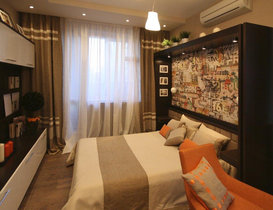 Фотография: Спальня в стиле Современный, Декор интерьера, Квартира, Декор дома – фото на INMYROOM
