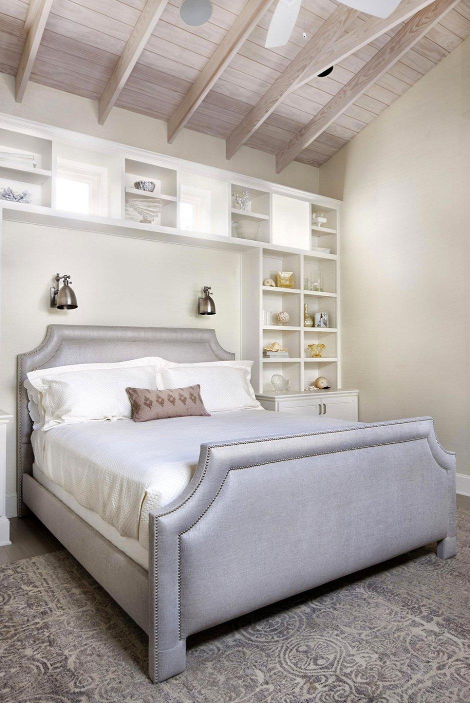 Фотография: Спальня в стиле Прованс и Кантри, Современный, Классический, Дом, Дома и квартиры, Шебби-шик, Индустриальный, Техас – фото на INMYROOM