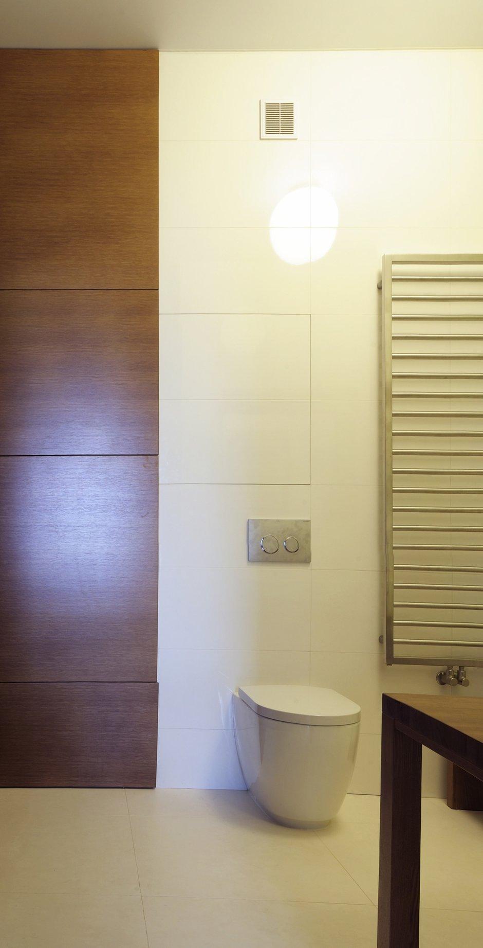 Фотография: Ванная в стиле Современный, Квартира, Calligaris, Дома и квартиры – фото на INMYROOM