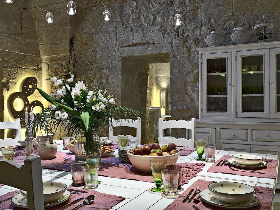 Фотография: Кухня и столовая в стиле Прованс и Кантри, Современный, Декор интерьера, Дом, Италия, Дома и квартиры, Реставрация – фото на INMYROOM