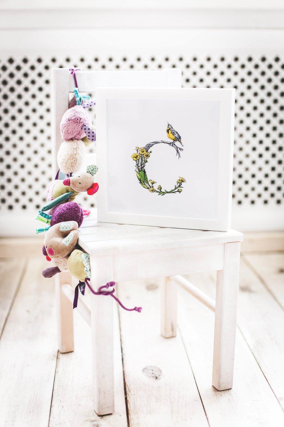 Фотография: Декор в стиле Современный, Детская, Декор интерьера, Интерьер комнат, Цвет в интерьере – фото на INMYROOM