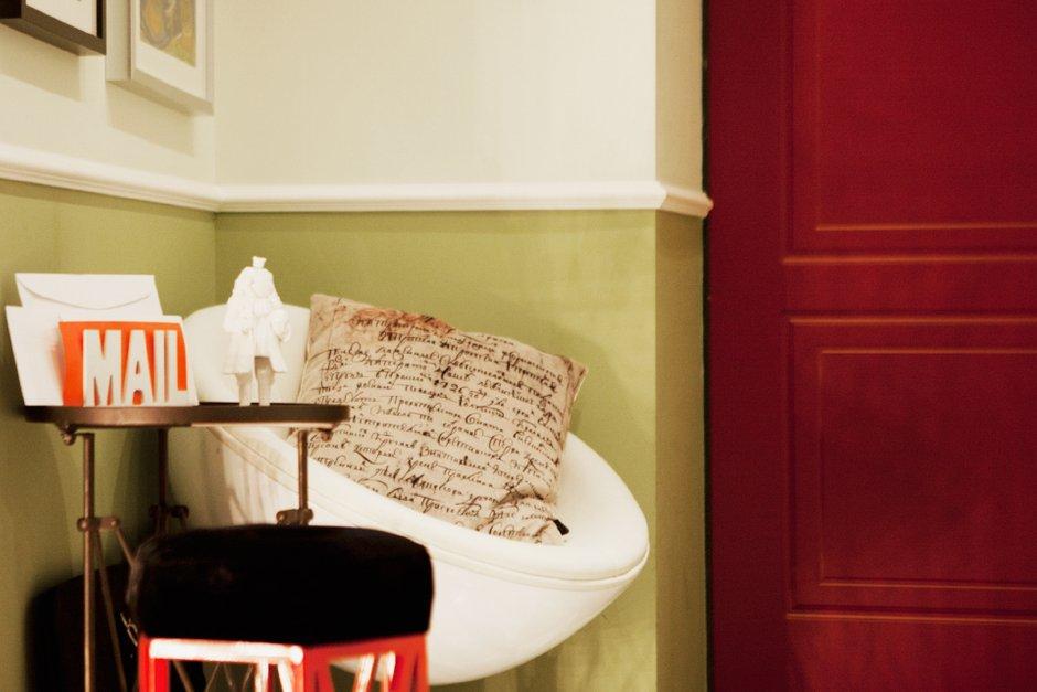 Фотография: Прихожая в стиле Современный, DIY, Квартира, Дома и квартиры, IKEA – фото на INMYROOM