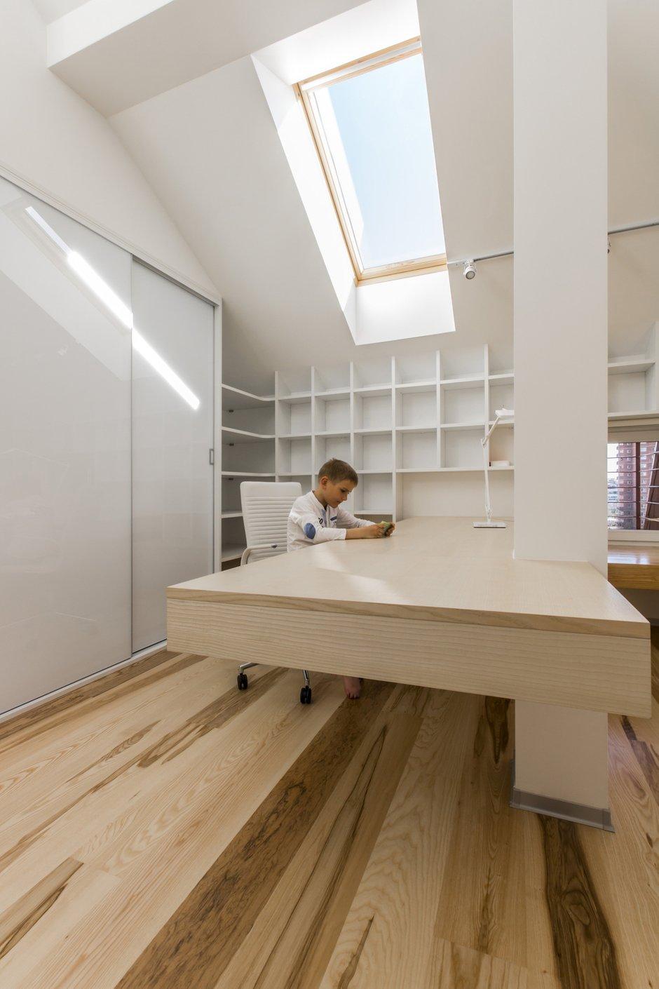 Фотография: Прочее в стиле , Квартира, BoConcept, Дома и квартиры, Белый, IKEA, Проект недели, Мансарда – фото на INMYROOM