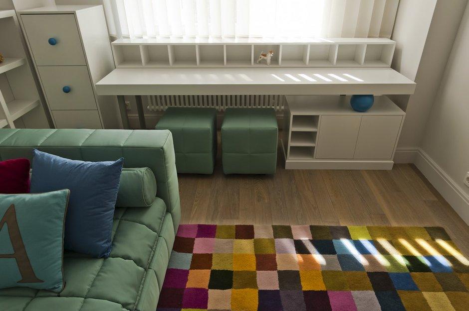 Фотография: Детская в стиле Современный, Квартира, Дома и квартиры, Москва – фото на INMYROOM