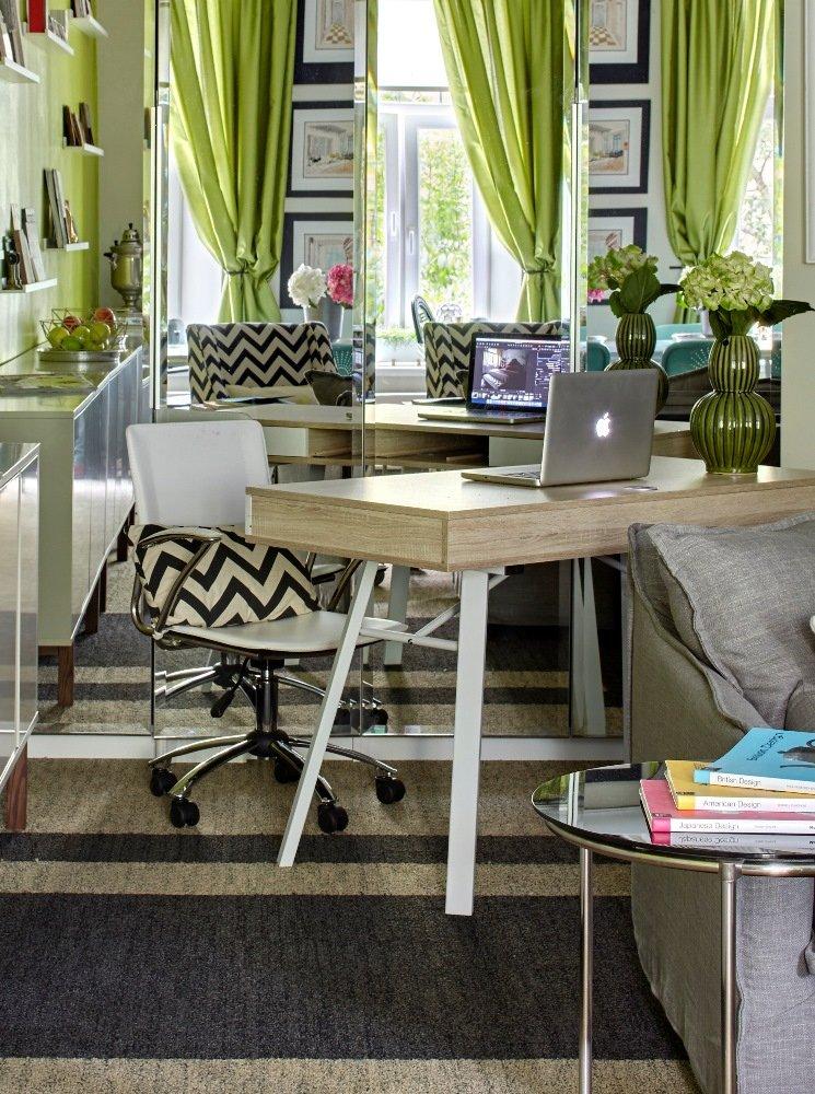 Фотография:  в стиле , Декор интерьера, Офисное пространство, Москва, Зеленый, как оформить офис, интерьер дизайн-бюро, FB Interiors – фото на INMYROOM