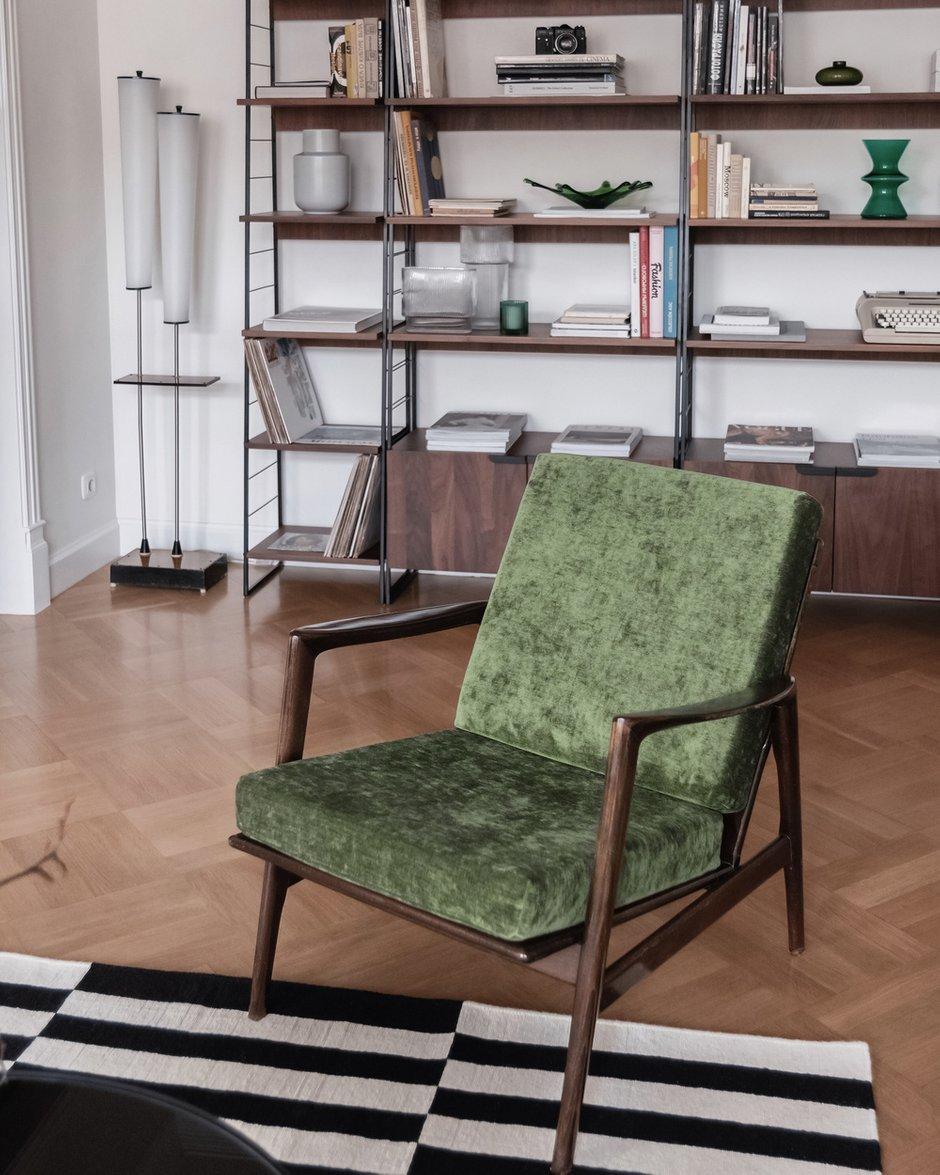 Фотография: Гостиная в стиле Скандинавский, Проект недели – фото на INMYROOM