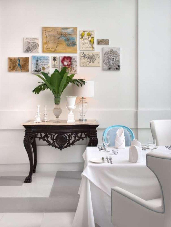 Фотография: Кухня и столовая в стиле Современный, Цвет в интерьере, Дома и квартиры, Городские места, Белый, Отель, Проект недели – фото на INMYROOM