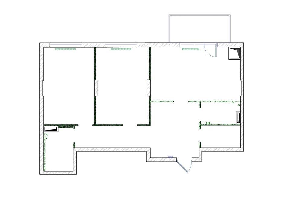 Фотография: Планировки в стиле , Современный, Miele, Проект недели, 2 комнаты – фото на INMYROOM