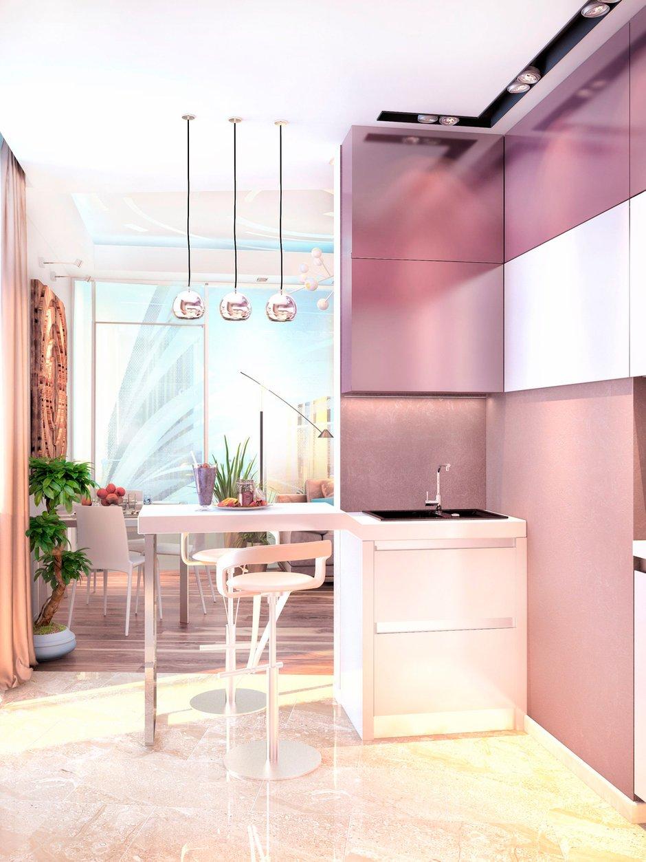 Фотография: Кухня и столовая в стиле Современный, Декор интерьера, Квартира, Дома и квартиры, Проект недели, SLV – фото на INMYROOM