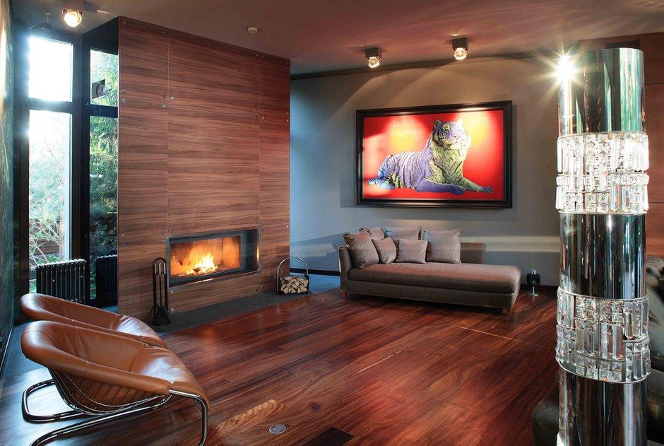 Фотография: Гостиная в стиле Прованс и Кантри, Дом, Дома и квартиры, Проект недели – фото на INMYROOM