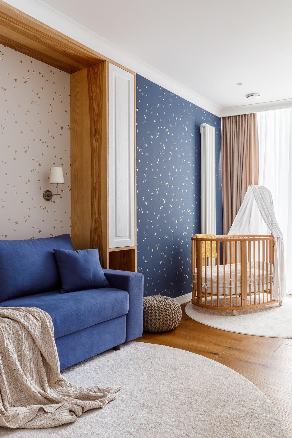 Фотография: Детская в стиле Современный, Квартира, Проект недели, Москва, Архитектурная студия «ЧАДО», 4 и больше, Более 90 метров – фото на INMYROOM