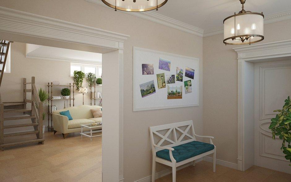 Фотография: Прихожая в стиле Прованс и Кантри, Дом, Дома и квартиры, Прованс – фото на InMyRoom.ru