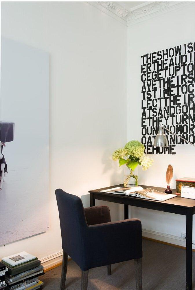 Фотография: Офис в стиле Скандинавский, Декор интерьера, Квартира, Дом, Дома и квартиры, Постеры – фото на INMYROOM