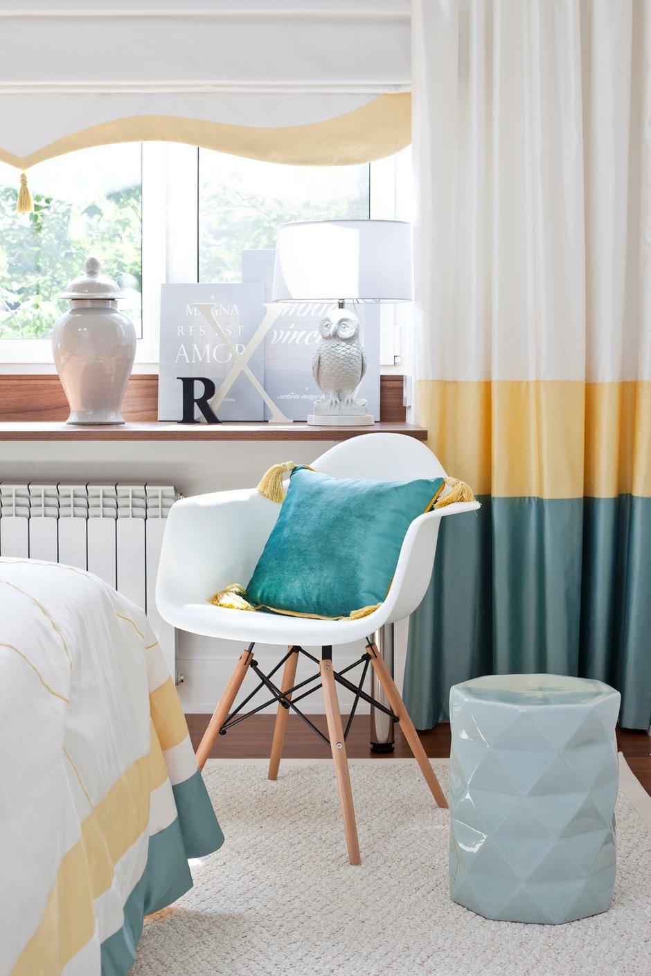 Фотография: Спальня в стиле Современный, Интерьер комнат, Мебель и свет, Проект недели – фото на INMYROOM