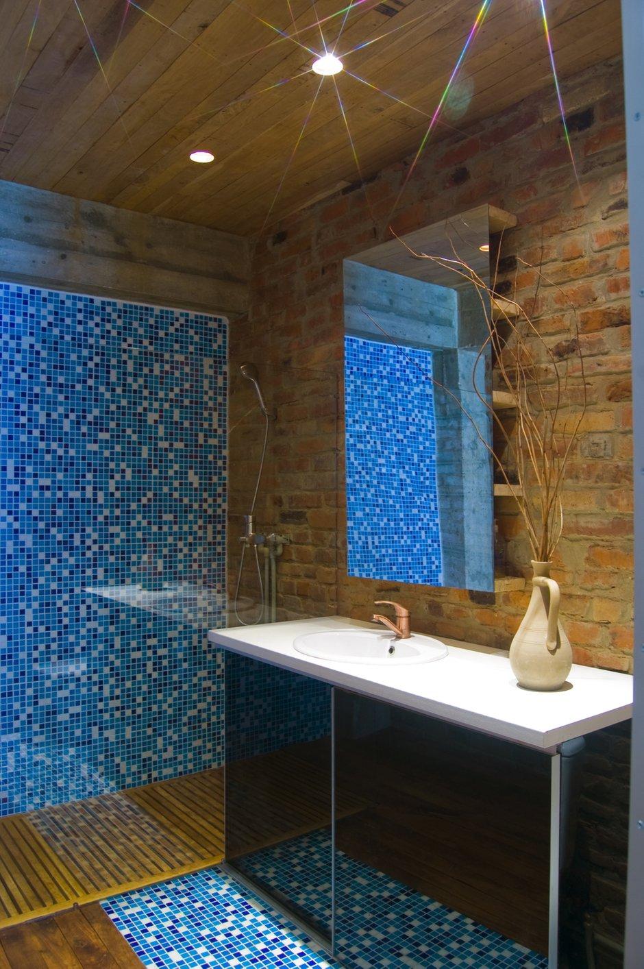 Фотография: Ванная в стиле Лофт, Дом, Дома и квартиры, Минимализм, Проект недели – фото на INMYROOM