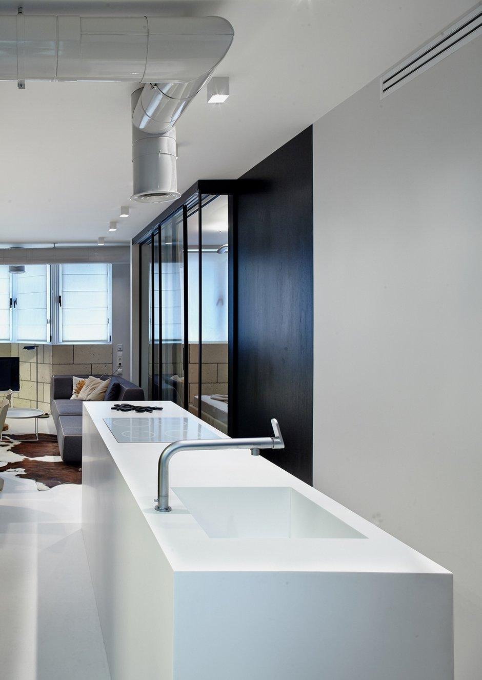 Фотография: Ванная в стиле Современный, Малогабаритная квартира, Квартира, Украина, Дома и квартиры, Киев – фото на INMYROOM