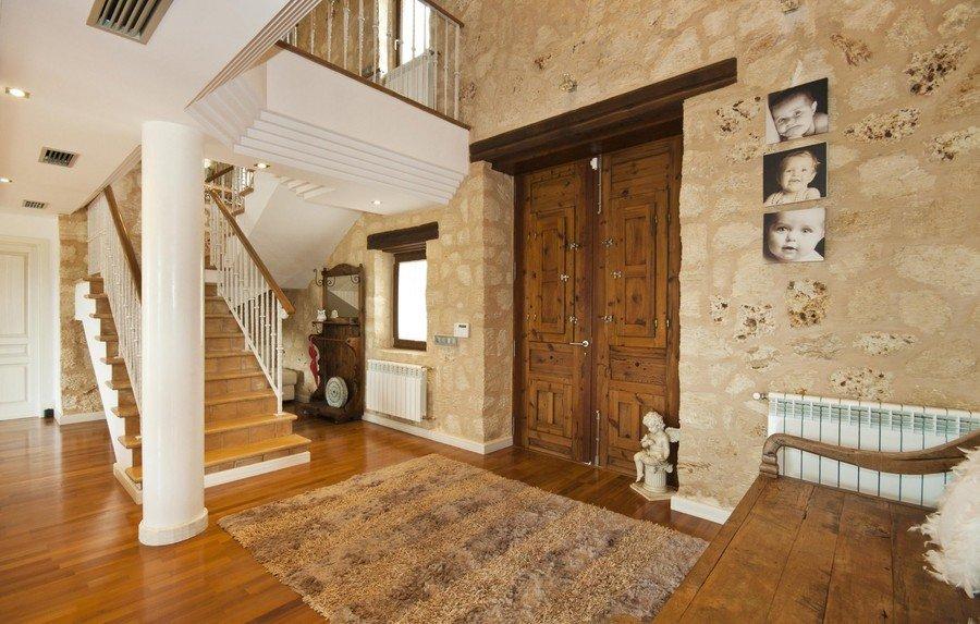 Фотография: Прихожая в стиле , Дом, Испания, Дома и квартиры, Средиземноморский – фото на InMyRoom.ru