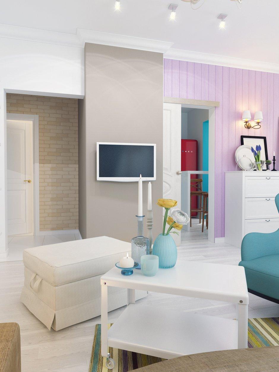 Фотография: Гостиная в стиле Скандинавский, Декор интерьера, Квартира, Massive, Дома и квартиры, IKEA, Проект недели – фото на InMyRoom.ru