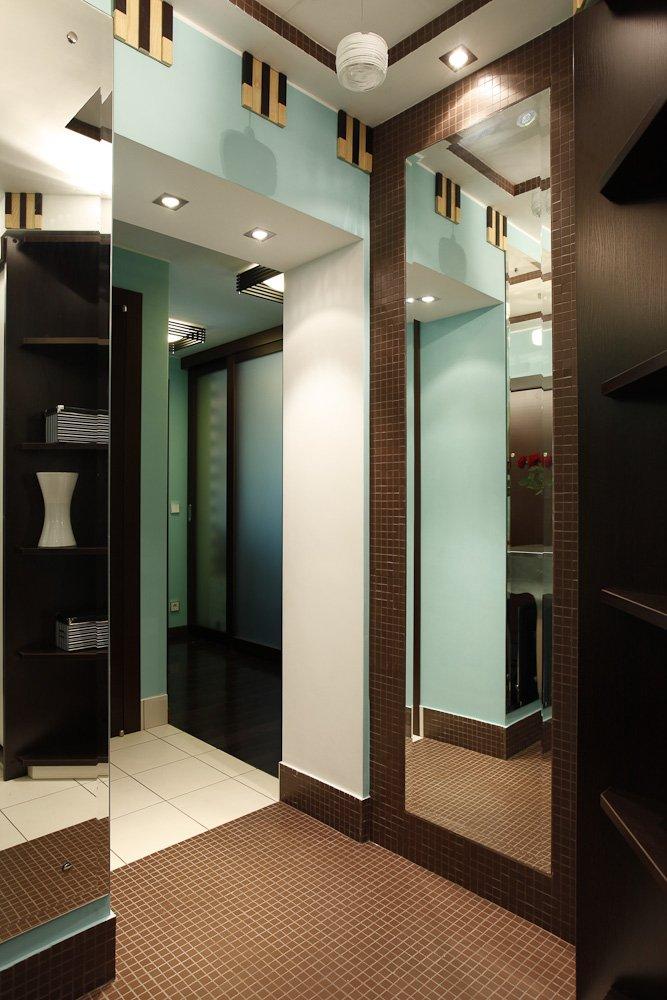 Фотография: Прихожая в стиле Современный, Хай-тек, Классический, Квартира, Проект недели – фото на INMYROOM