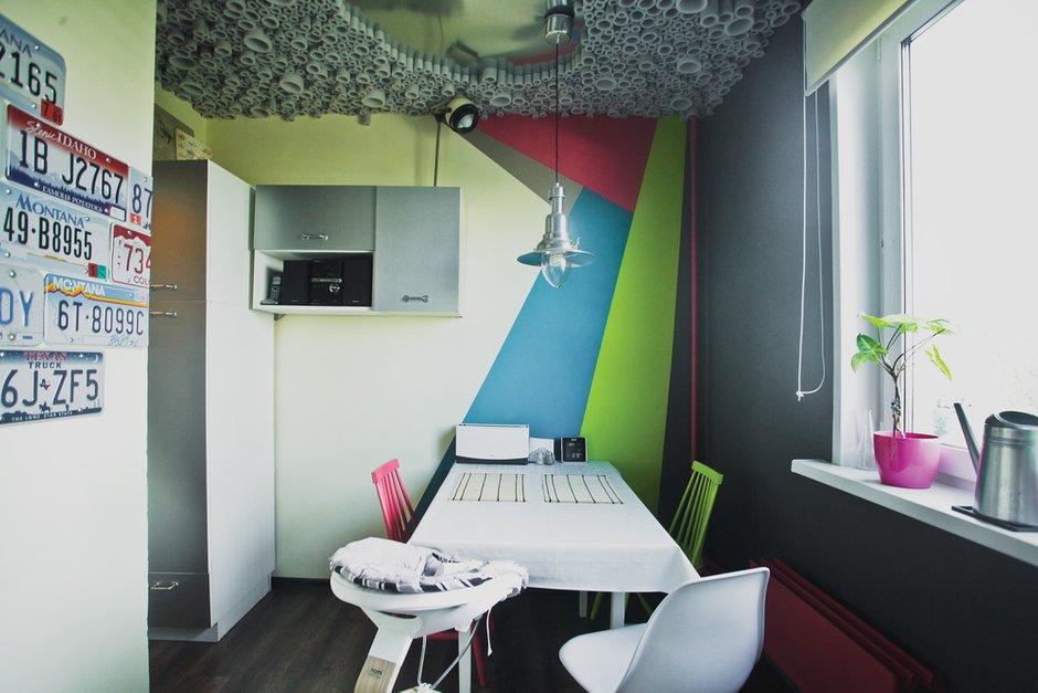 Фотография: Кухня и столовая в стиле Лофт, DIY, Квартира, Дома и квартиры, IKEA – фото на INMYROOM