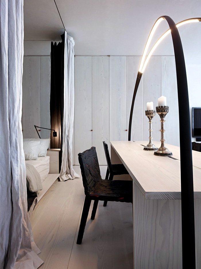 Фотография: Спальня в стиле , Декор интерьера, Квартира, Дома и квартиры, Минимализм, Нью-Йорк – фото на INMYROOM