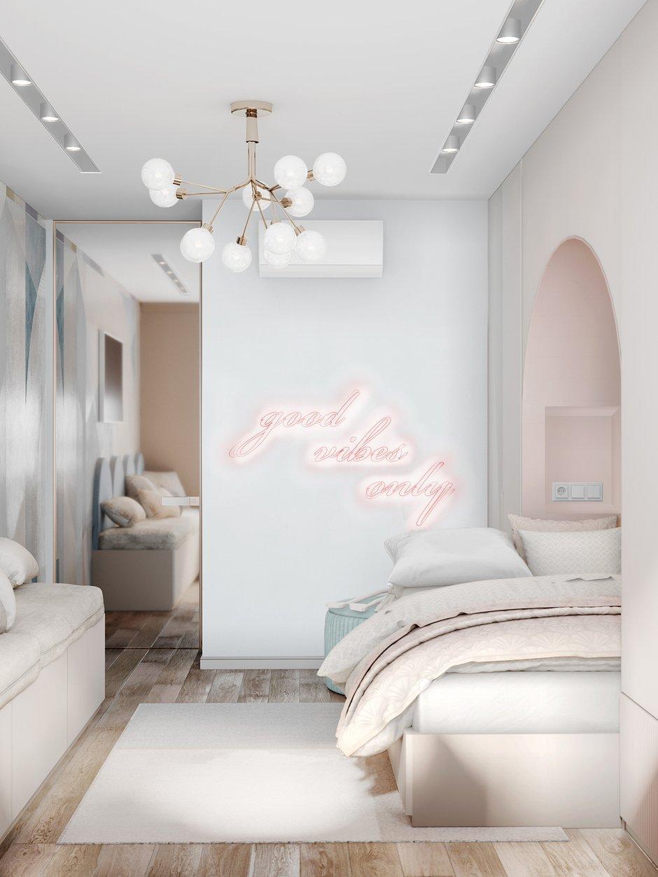 Фотография: Детская в стиле Современный, Квартира, Проект недели, 3 комнаты, Более 90 метров, Люберцы, Александра Гартке – фото на INMYROOM