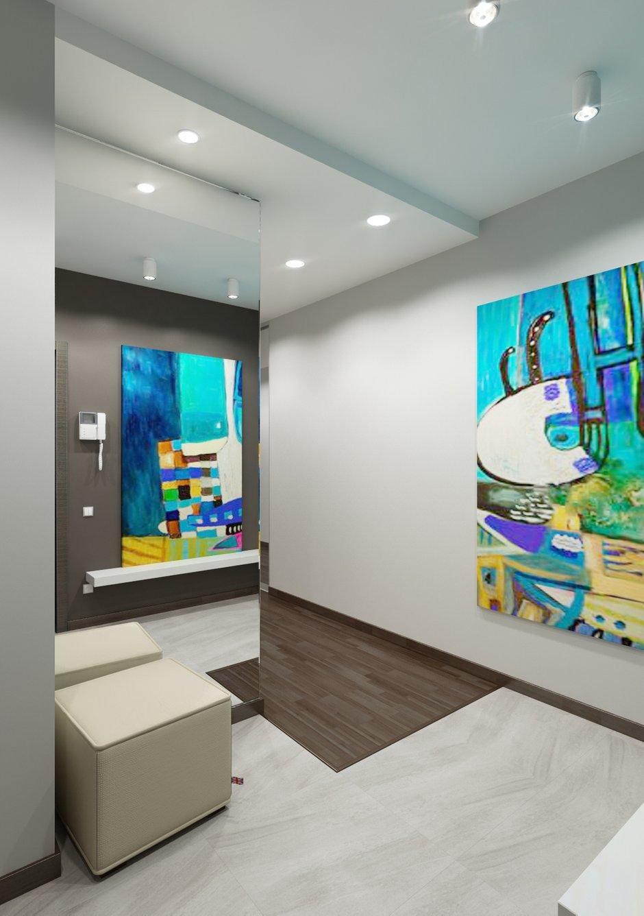 Фотография: Прихожая в стиле Современный, Хай-тек, Квартира, Дома и квартиры, Проект недели – фото на INMYROOM