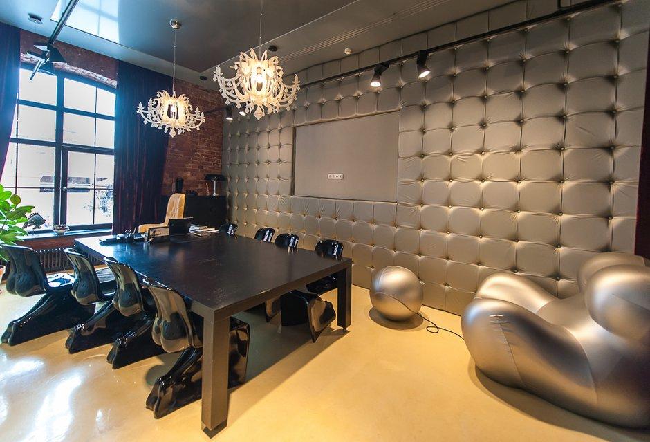 Фотография: Офис в стиле Классический, Современный, Эклектика, Офисное пространство, Дома и квартиры – фото на INMYROOM