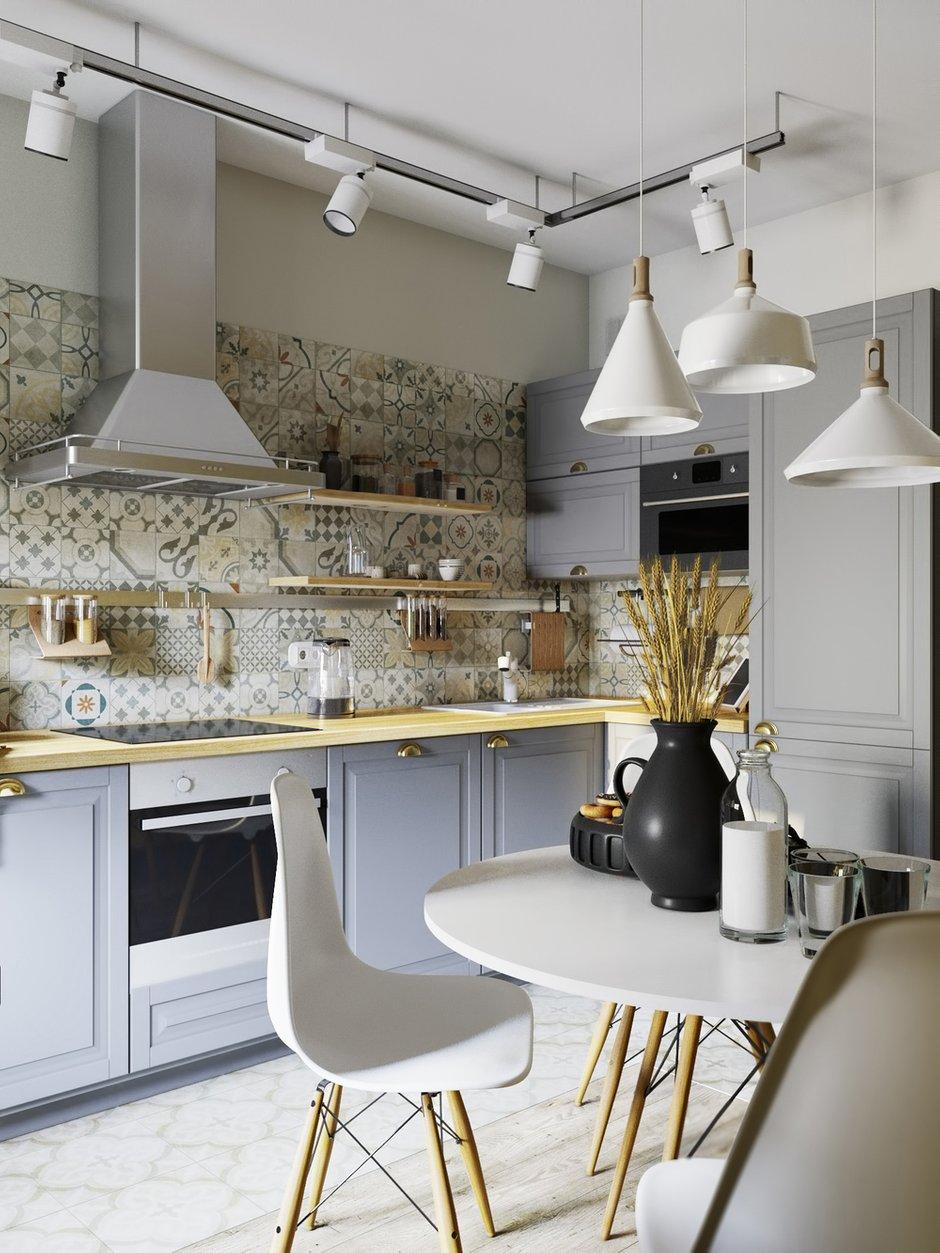 Фотография: Кухня и столовая в стиле Современный, Советы, маленькая кухня, Blanco, Анна Показаньева, Etagon, мойка, удобная мойка, мойка для кухни, кухонная мойка – фото на INMYROOM