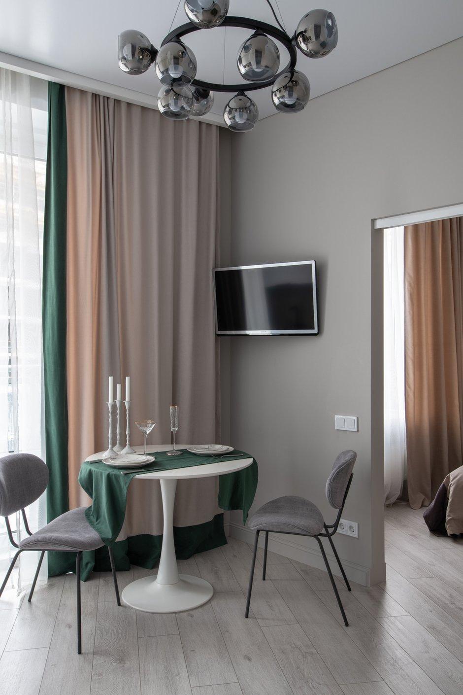 Фотография:  в стиле , Современный, Малогабаритная квартира, Квартира, Проект недели, Москва, 1 комната, до 40 метров, Анастасия Лаппо – фото на INMYROOM