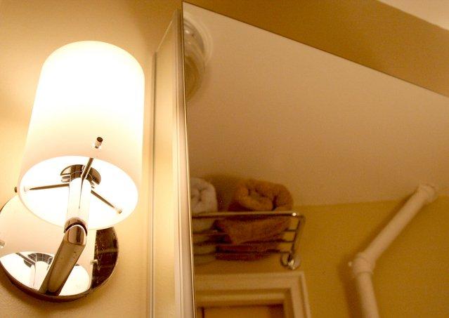 Фотография: Мебель и свет в стиле , Декор интерьера, Малогабаритная квартира, Квартира, Дома и квартиры – фото на INMYROOM