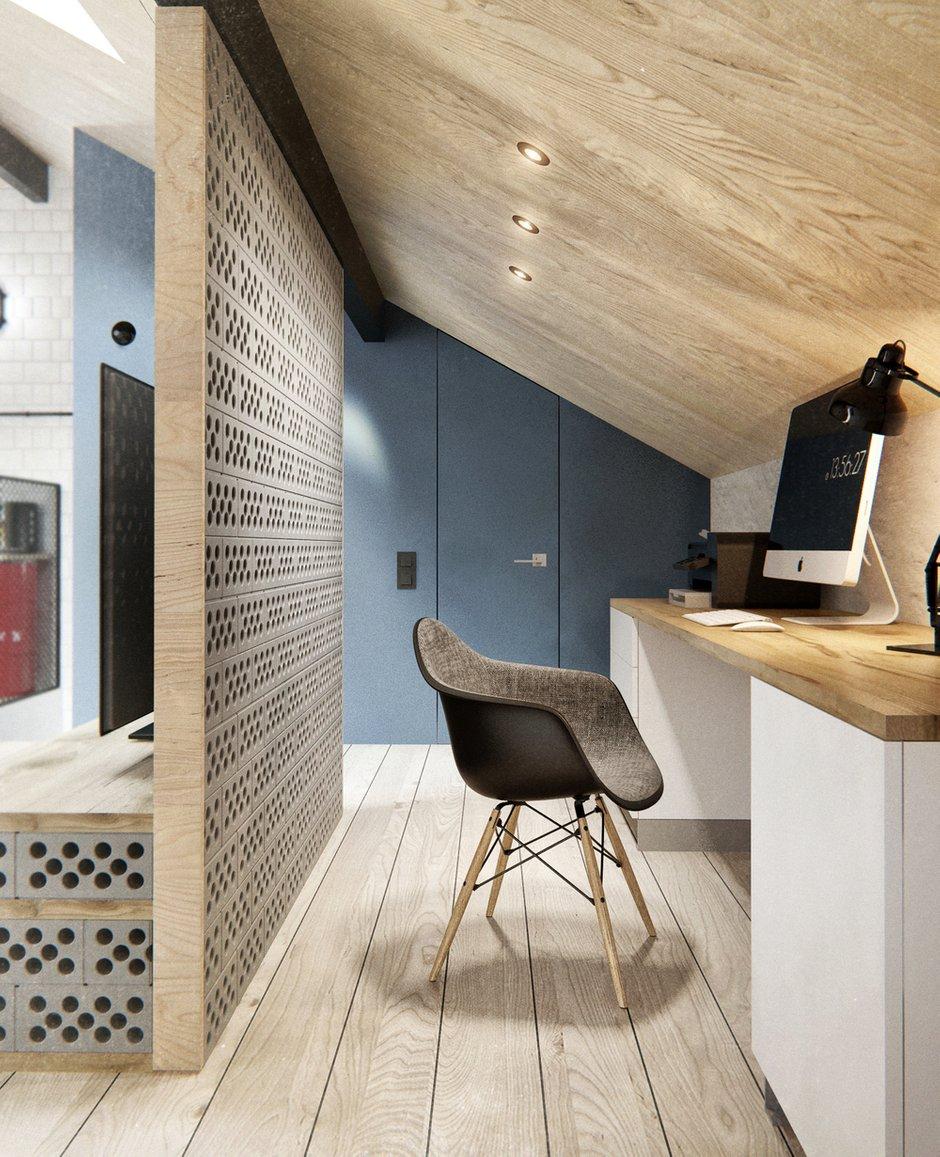 Фотография: Офис в стиле Лофт, Дом, Дома и квартиры, IKEA, Проект недели – фото на INMYROOM