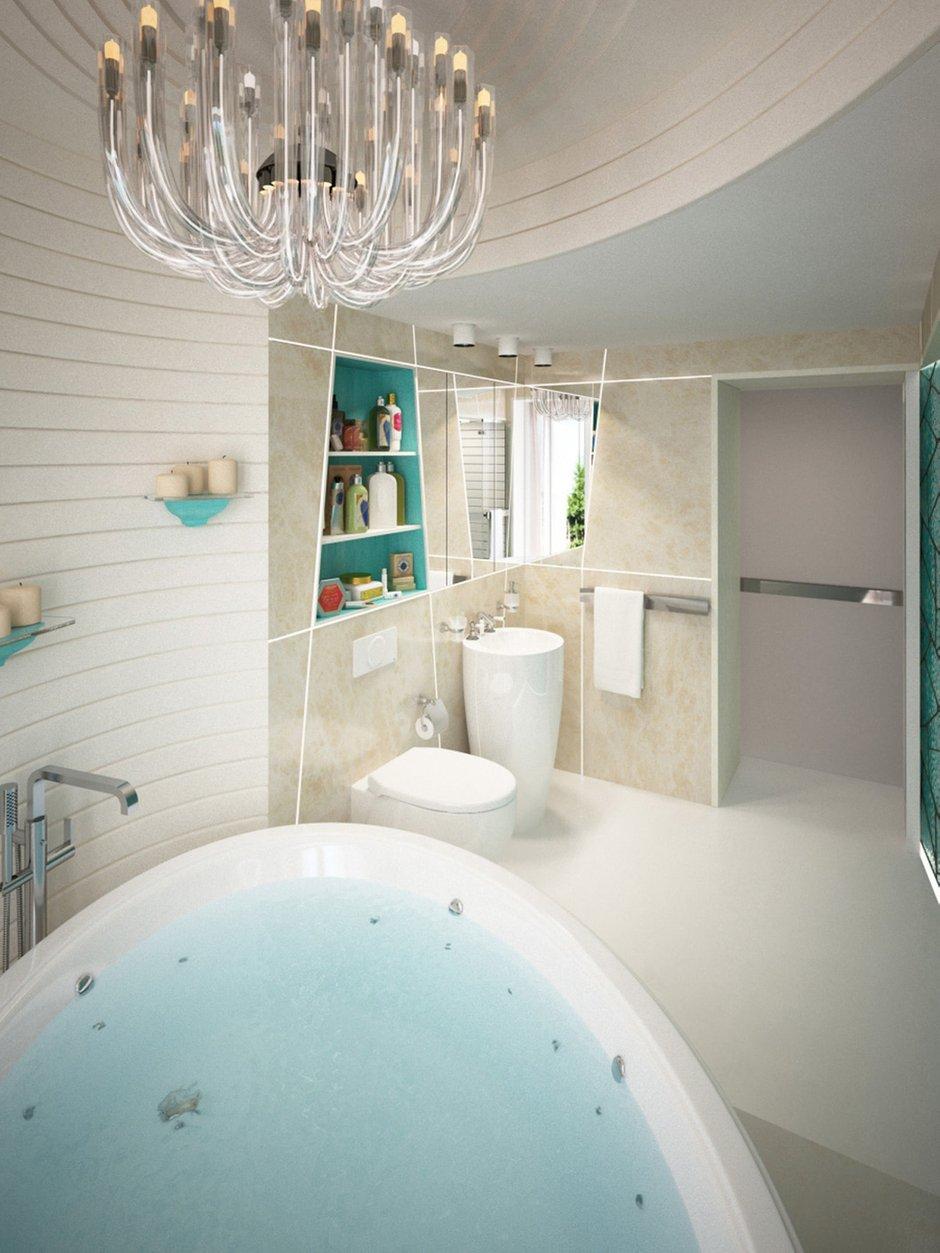 Фотография: Ванная в стиле Лофт, Современный, Эклектика, Квартира, Перепланировка – фото на INMYROOM