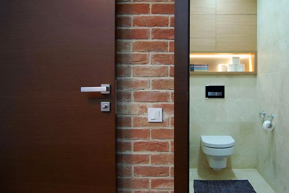 Фотография: Ванная в стиле Лофт, Декор интерьера, Квартира, Дома и квартиры, Проект недели – фото на INMYROOM