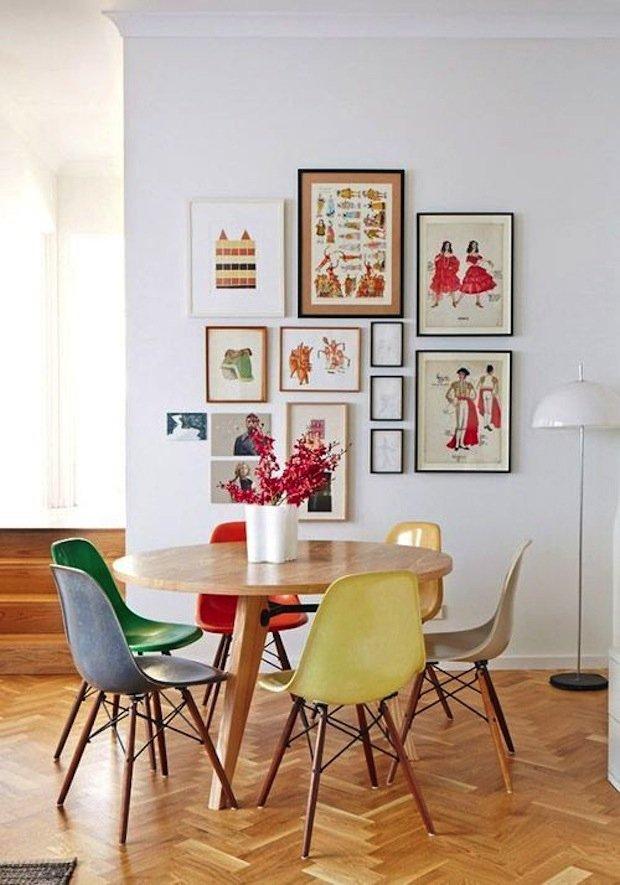 Фотография: Кухня и столовая в стиле Современный, Декор интерьера, Дом, Декор дома, Стены, Постеры – фото на INMYROOM